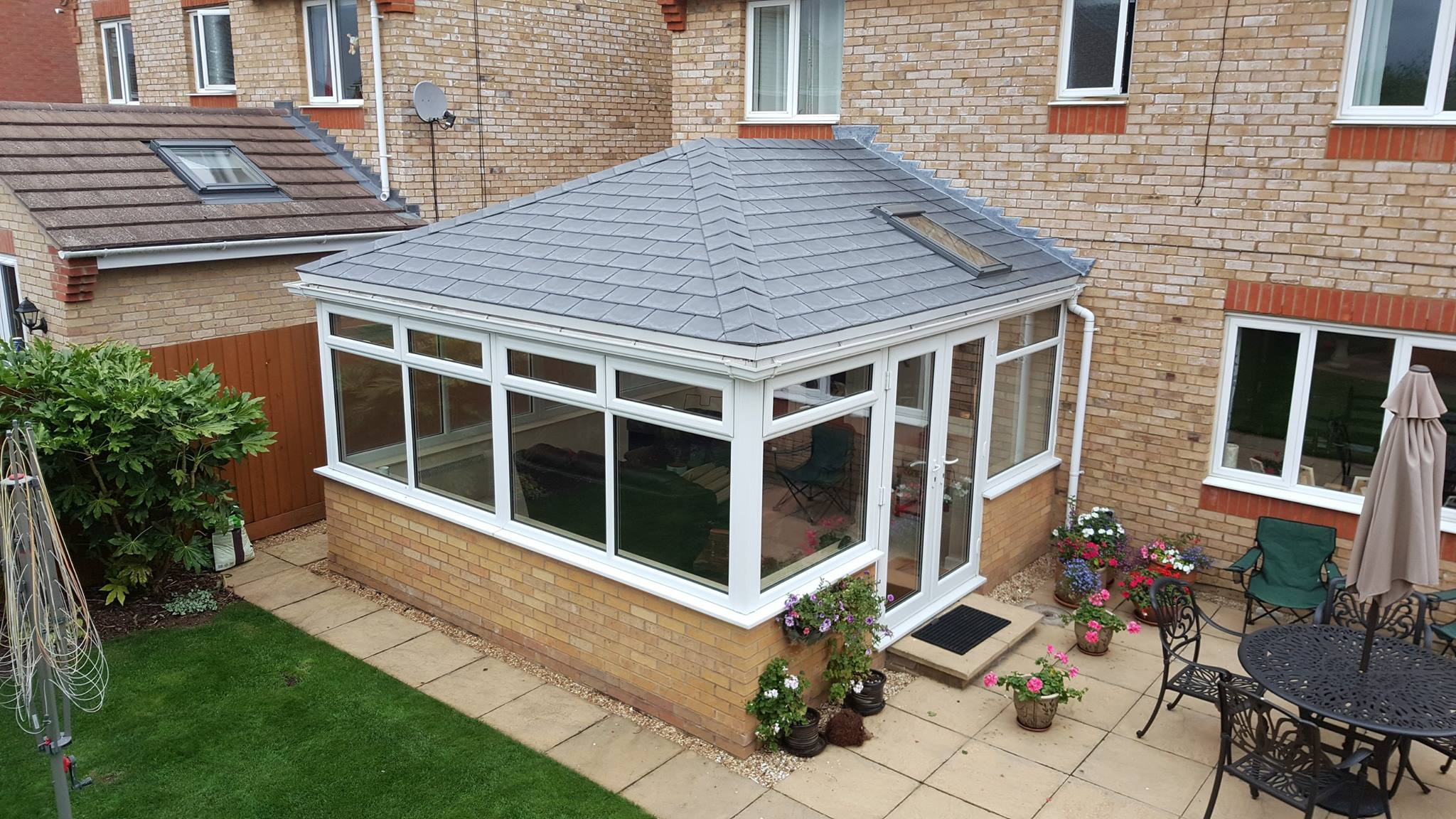 conservatory roofs buckingham
