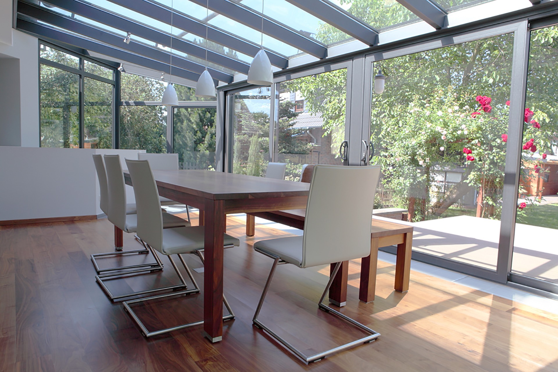 glass conservatory roofs costs buckingham