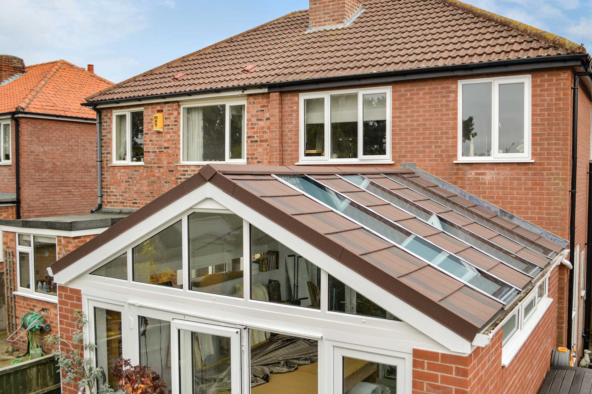 tiled conservatory roofs cost buckingham