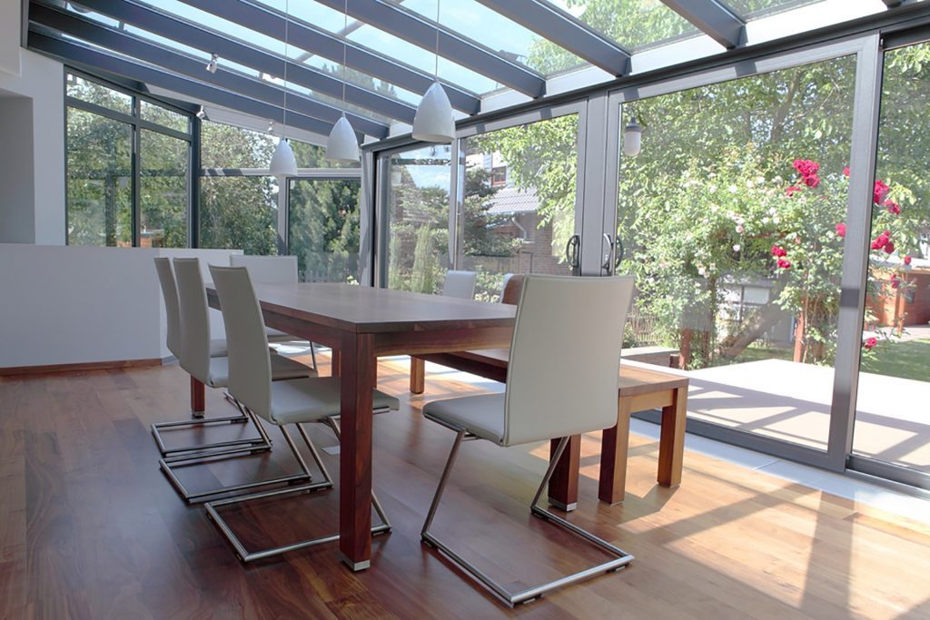 glass conservatory roof costs milton keynes