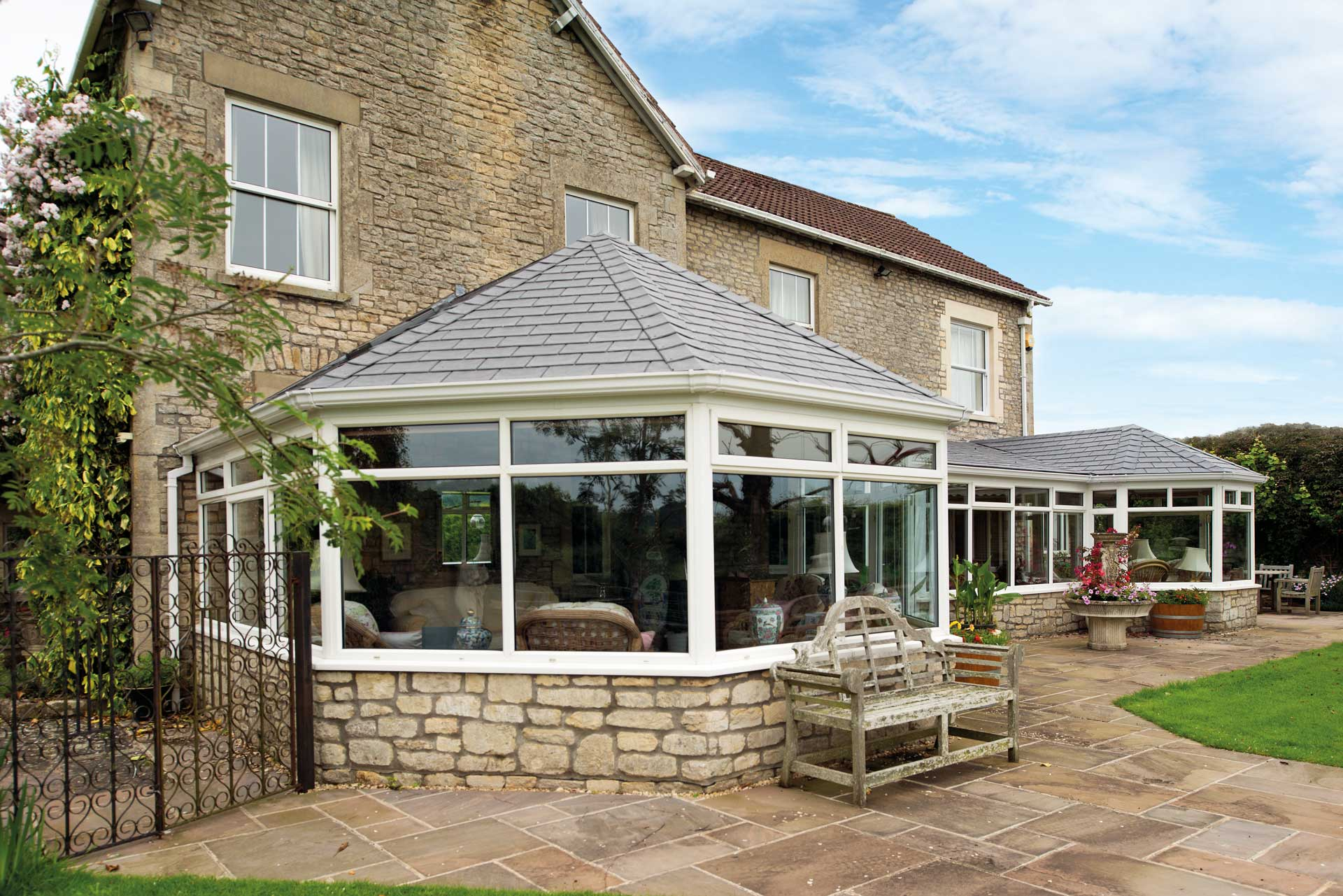 Conservatory Roof Costs Old Stratford