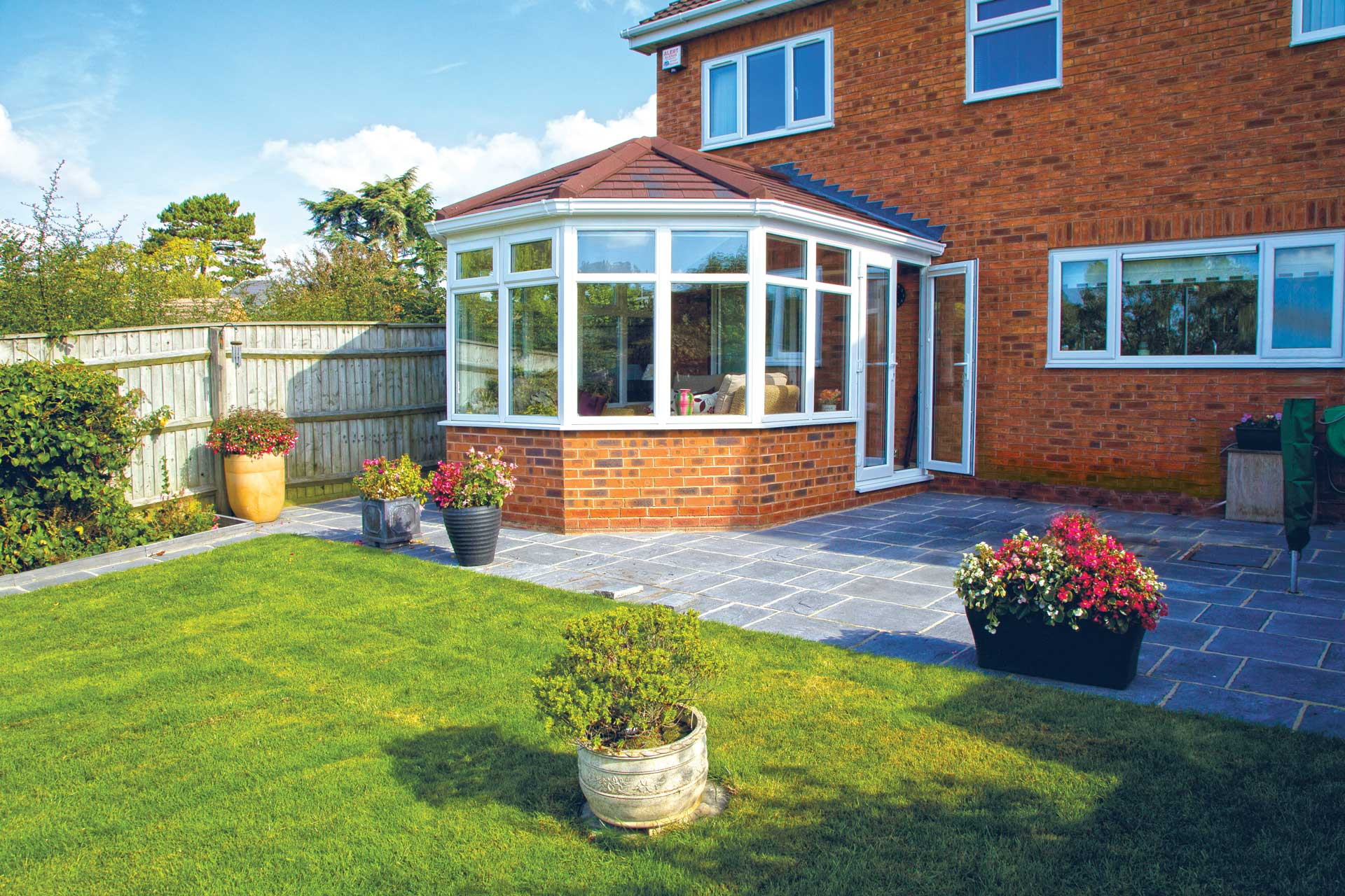 tiled conservatory roofs prices old stratford