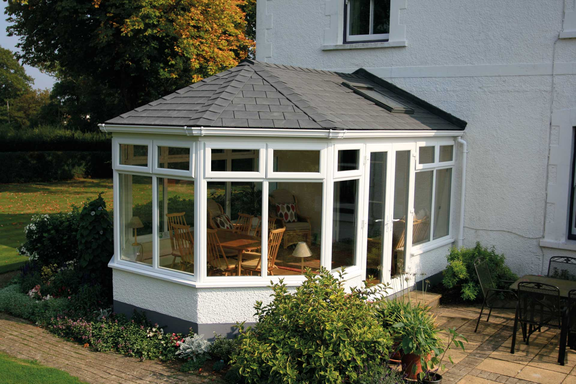 replacement conservatory roof prices old stratford