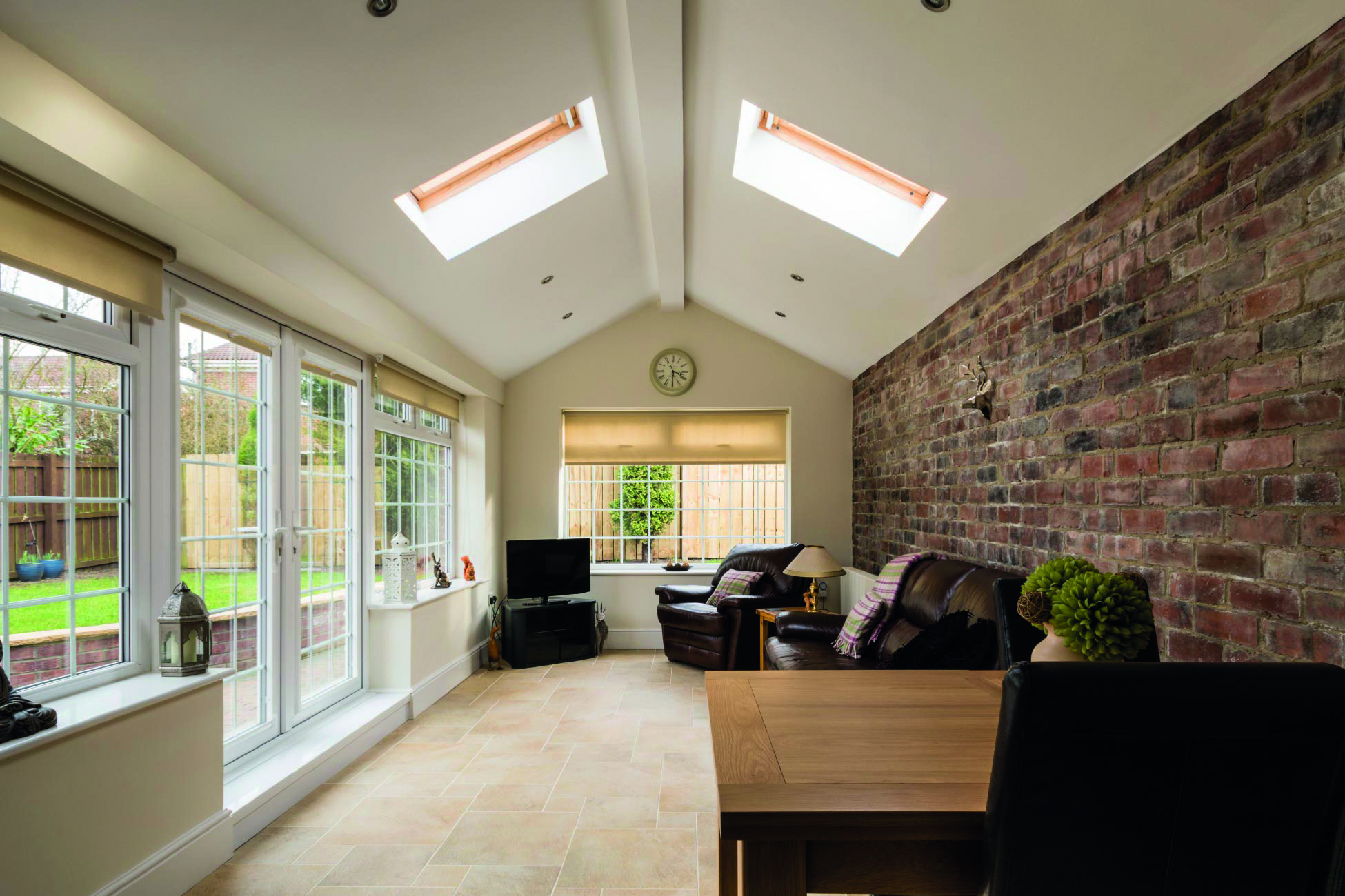 replacement tiled conservatory roof woburn sands