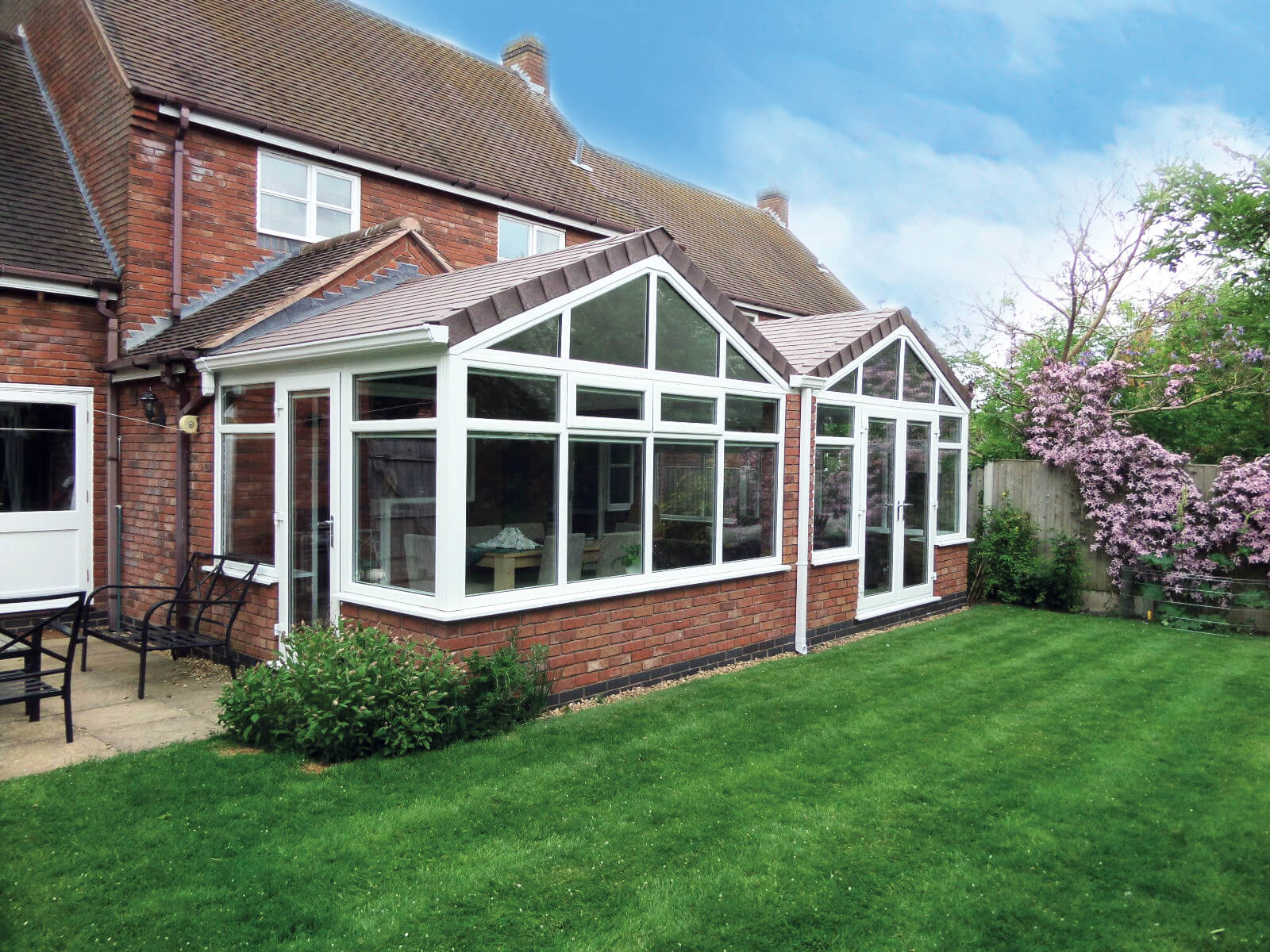 tiled conservatory roofs newport pagnell