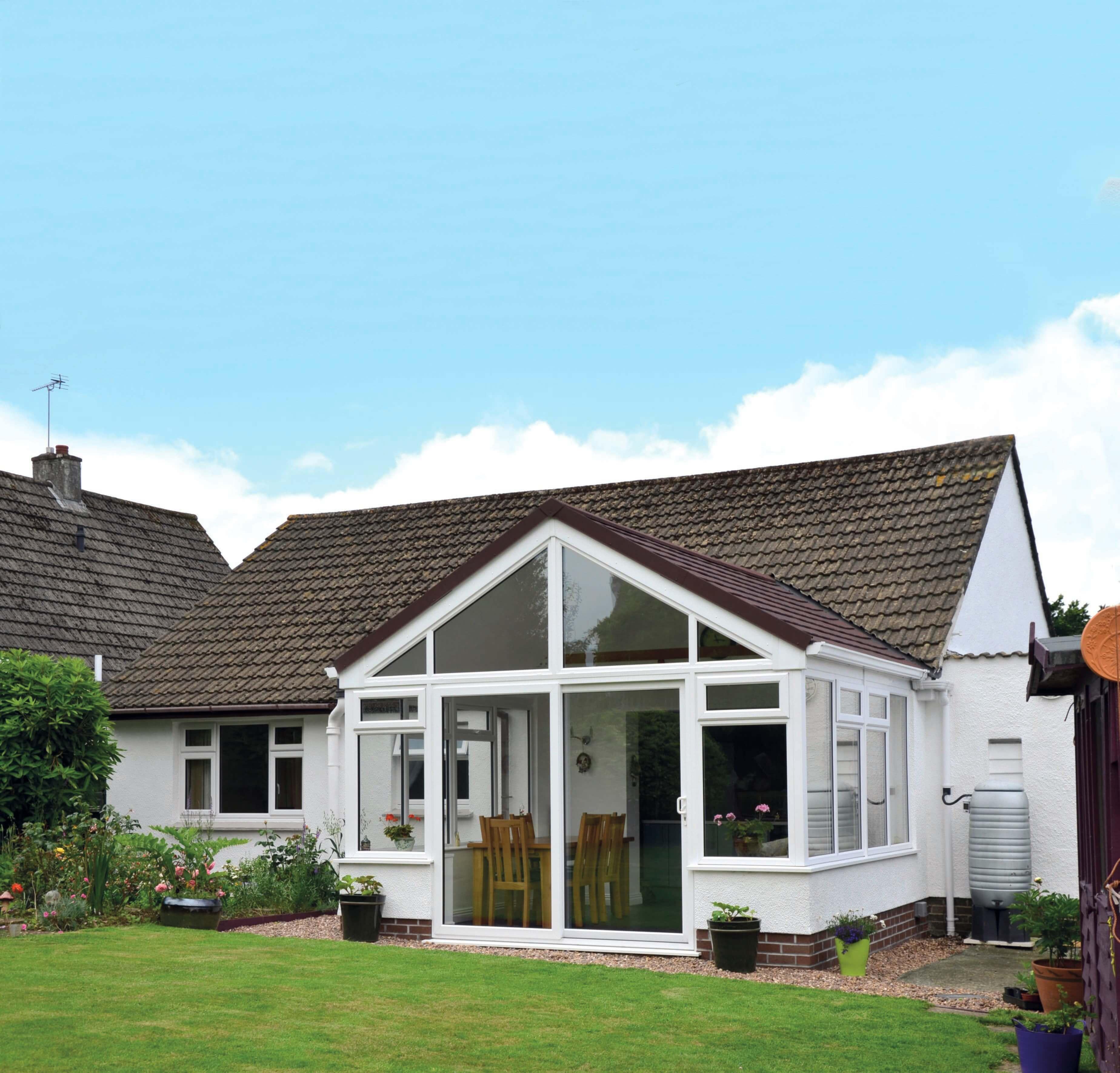 conservatory roof costs newton longville