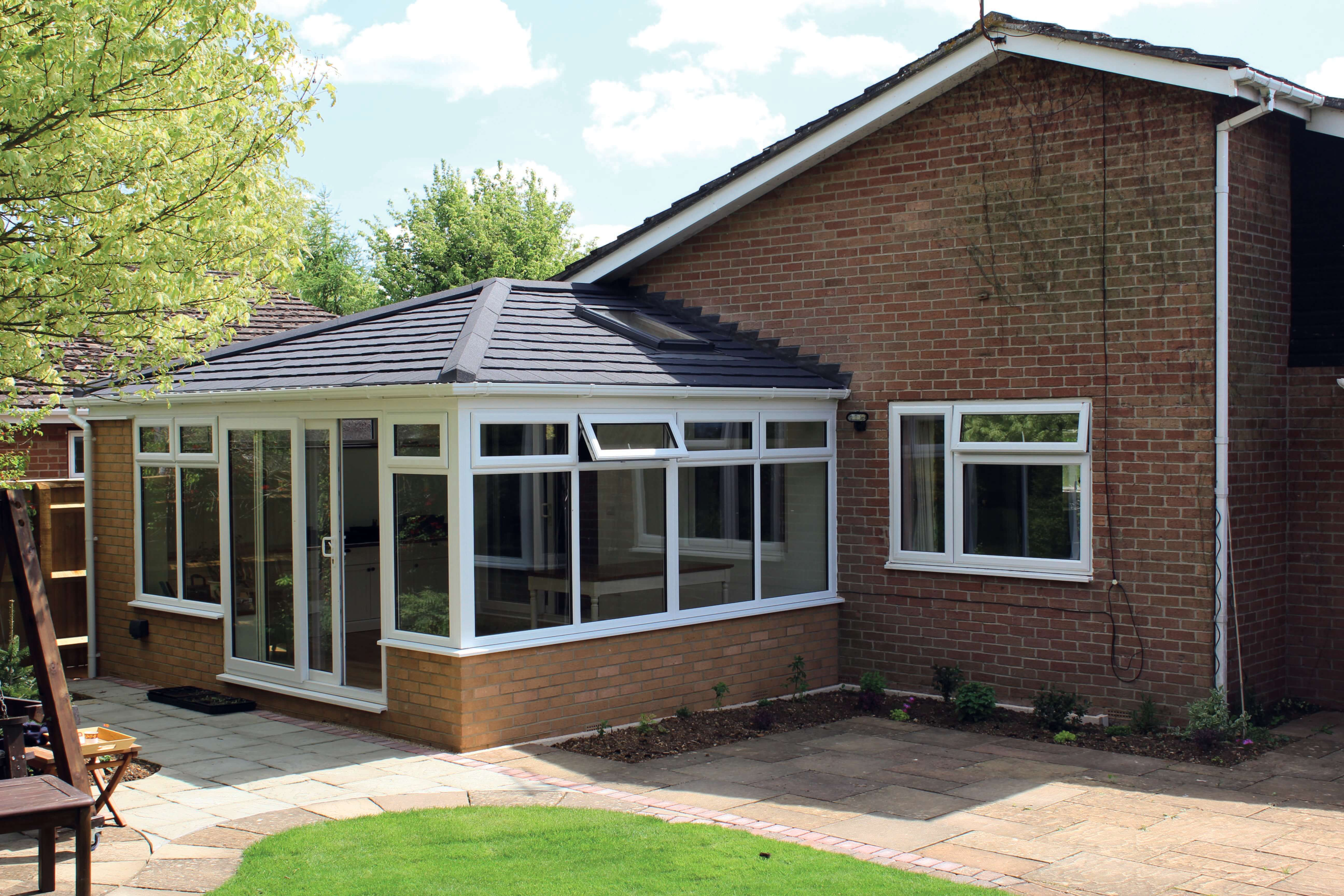 replacement tiled conservatory roof cost leighton buzzard