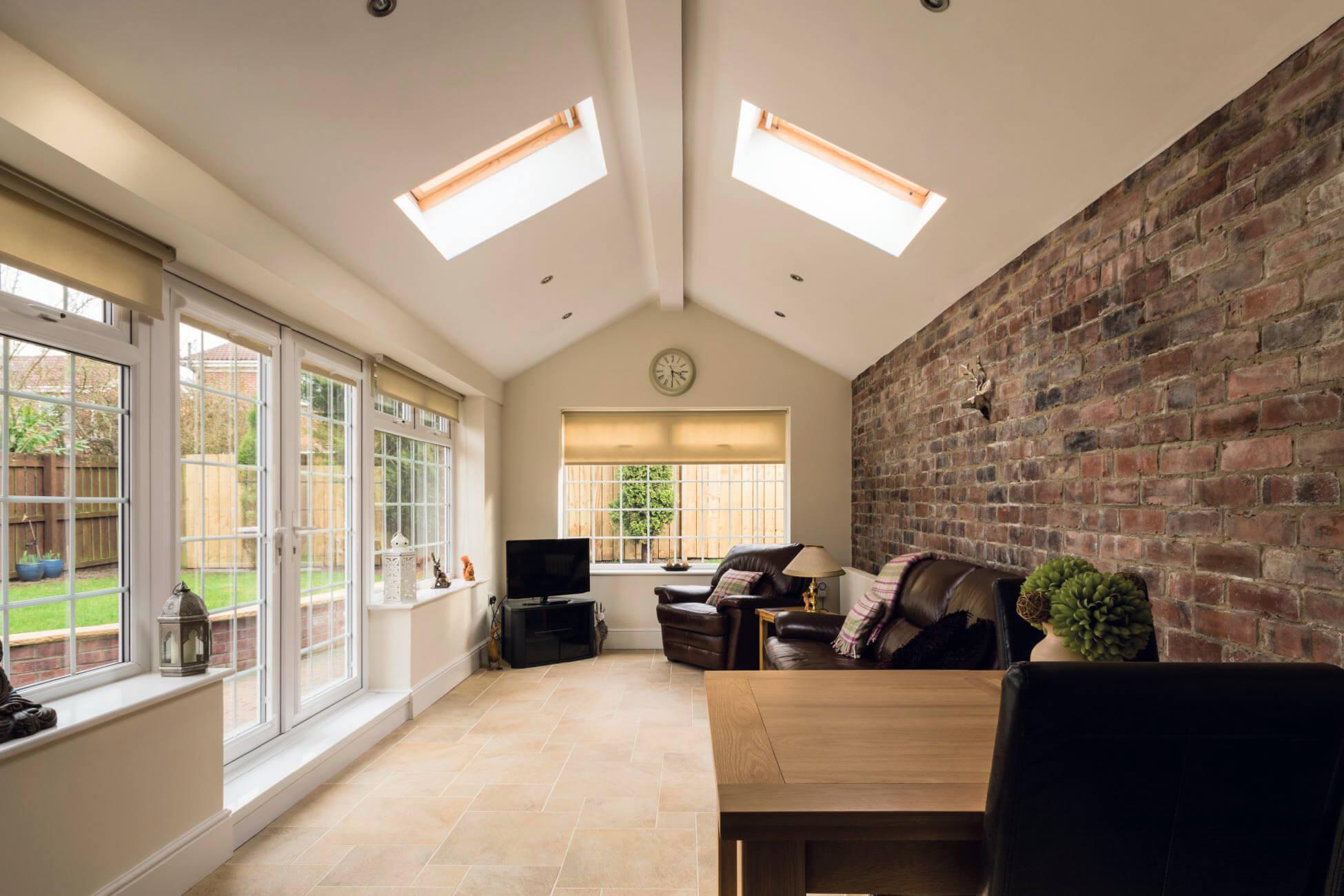 tiled conservatory roofs newton longville