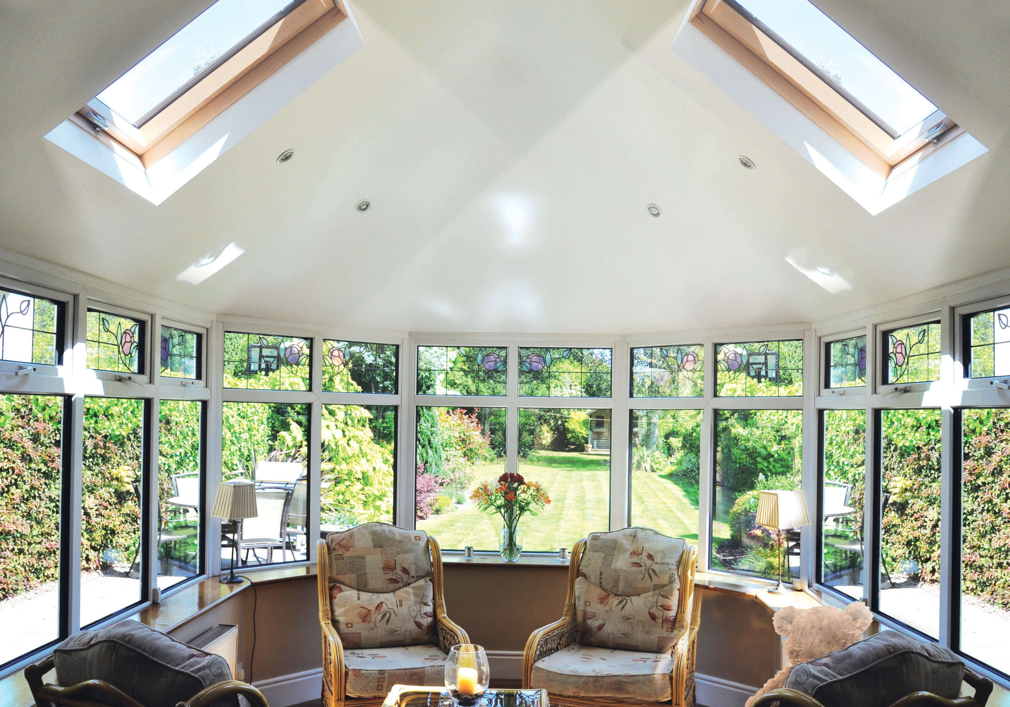 solid conservatory roofs milton keynes